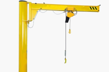 Slewing Armed Crane Systems