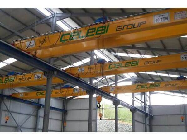 Overhead Travelling Crane, Electric Eot Crane, Bridge Crane
