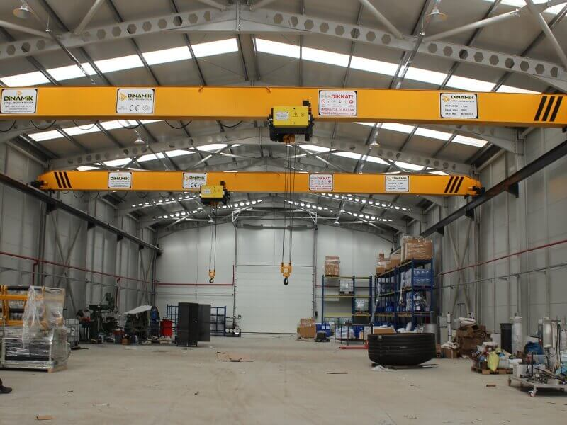 Single Beam Eot Crane, Single Girder Overhead Travelling Crane
