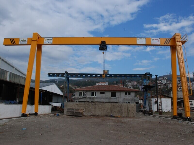 Single Girder Gantry Portal Cranes, Single Beam Portal Crane